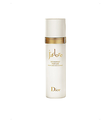 DIOR J'adore perfumed deodorant spray 100ml