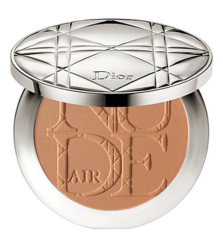 DIOR Diorskin nude air tan powder (Amber