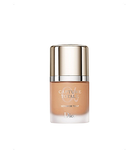 DIOR Capture Totale radiance restoring serum foundation 30ml (Apricot+beige+033