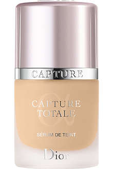 DIOR Capture Totale radiance restoring serum foundation 30ml