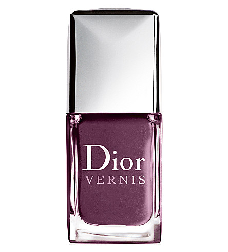 DIOR Vernis nail polish (Purple mix