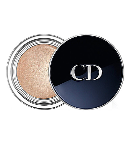 DIOR Diorshow Fusion Mono Long-Wear Professional Mirror-Shine Eyeshadow (Blazing