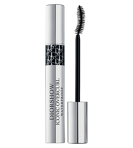 DIOR Diorshow Iconic Overcurl waterproof mascara (Over+black