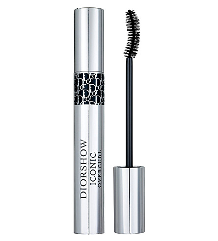 DIOR Diorshow Iconic Overcurl mascara (Over blue