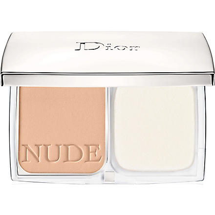 DIOR DiorSkin Nude Natural Glow radiant powder foundation SPF 10 - PA+++ (Cameo