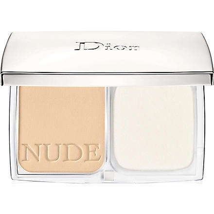 DIOR DiorSkin Nude Natural Glow radiant powder foundation SPF 10 - PA+++ (Ivory