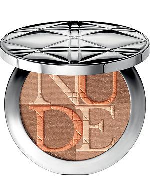 DIOR Diorskin Nude Shimmer instant illuminating powder