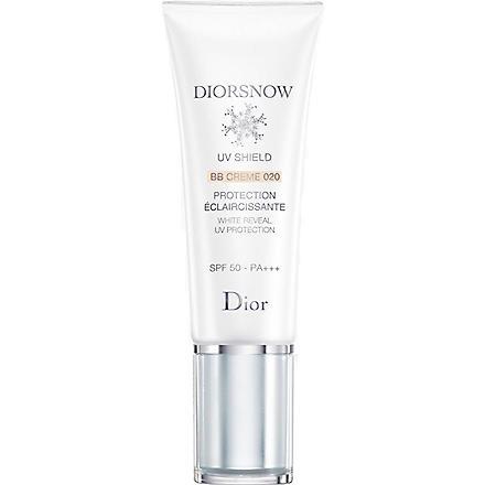 DIOR Diorsnow BB Créme White reveal UV Protection SPF 50 PA+++ (020
