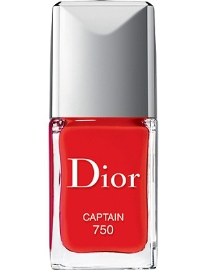 DIOR Manucure Transat Nail polish and couture stickers duo