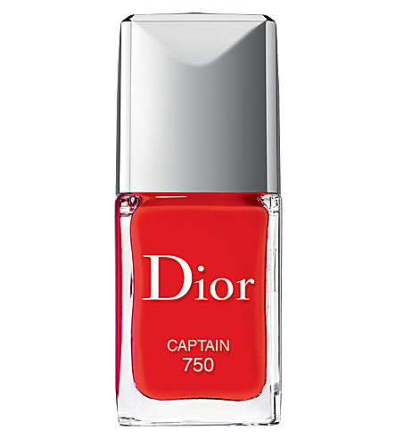 DIOR Manucure Transat Nail polish and couture stickers duo (Captain