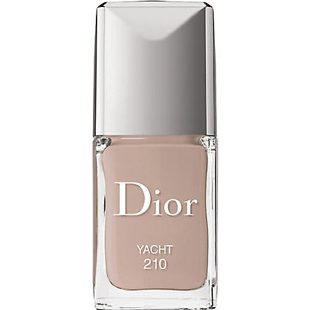 DIOR Manucure Transat Nail polish and couture stickers duo (Yacht