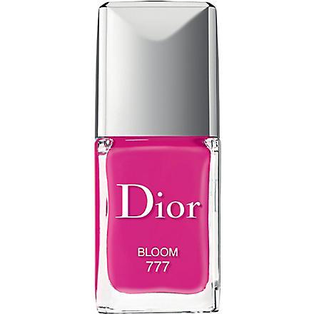 DIOR Vernis nail polish (Bloom