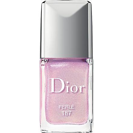DIOR Vernis nail polish (Perle