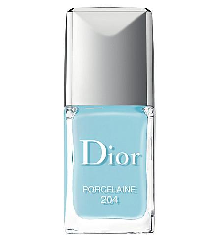 DIOR Vernis nail polish (Porcelane