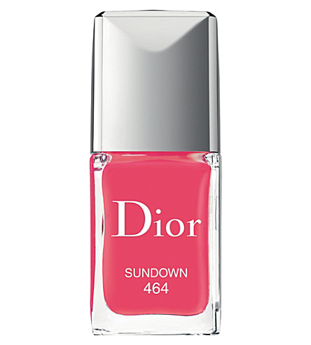 DIOR Vernis nail polish (Sundown+464