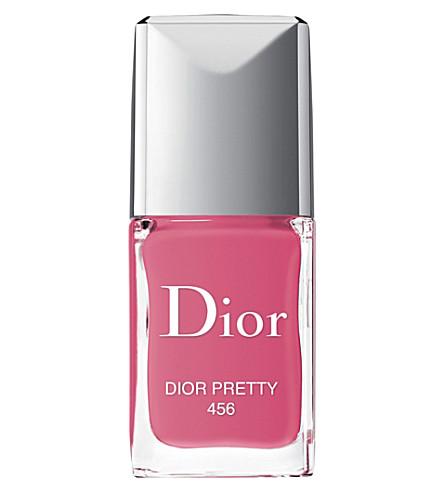 DIOR Rouge Dior Vernis nail polish 10ml (456