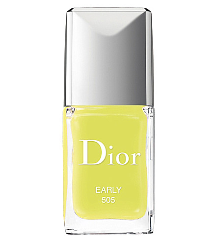 DIOR Vernis nail polish (Early