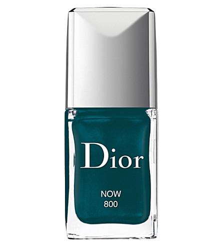DIOR 漆皮指甲油 (现在