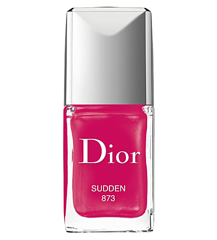 DIOR Vernis nail polish (Sudden