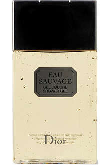 DIOR Eau Sauvage shower gel