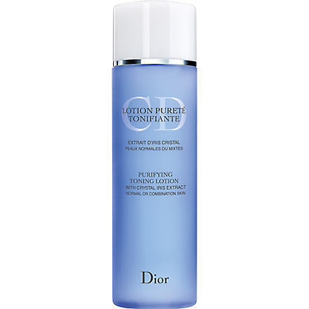 DIOR Purifying Toning Lotion 200ml
