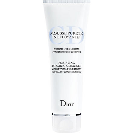 DIOR Purifying Foaming Cleanser