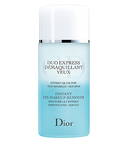 DIOR Instant Eye Makeup Remover 125ml