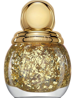 DIOR Diorific Golden Shock top coat