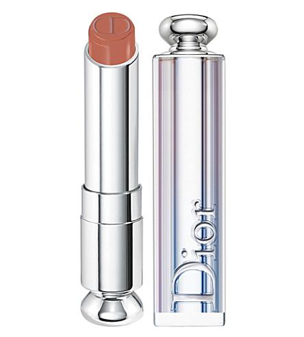 DIOR Dior Addict Hydra-Gel Core Mirror Shine lipstick (Nude+chill