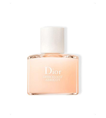 DIOR Dissolvant Abricot gentle nail polish remover 50ml