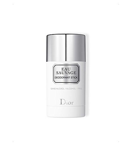 DIOR Eau Sauvage alcohol-free stick deodorant 75g
