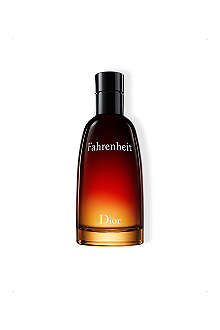 DIOR Fahrenheit natural eau de toilette spray 50ml