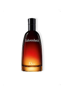 DIOR Fahrenheit natural eau de toilette spray 100ml