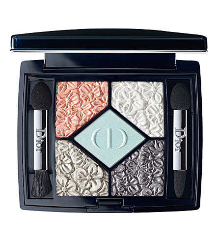 DIOR 5 Couleurs Eyeshadow (Blue+garden