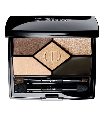 DIOR 5 Couleurs eye shadow (Amber
