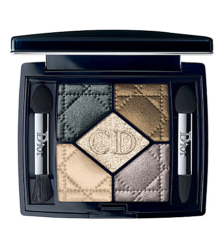 DIOR 5 Couleurs eyeshadow (Golden+reflections