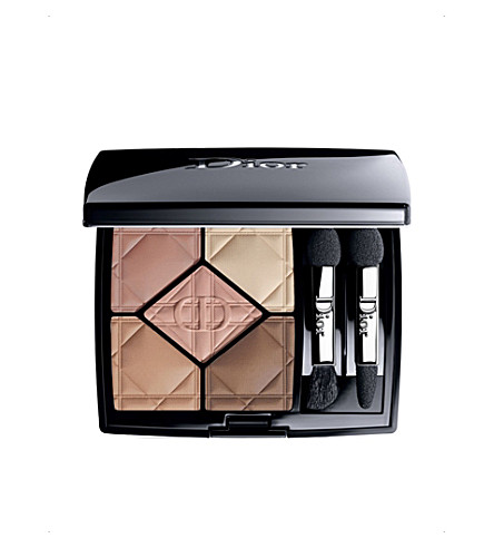 DIOR High fidelity colours & effects eyeshadow palette (Adore