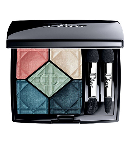 DIOR High fidelity colours & effects eyeshadow palette (Touch