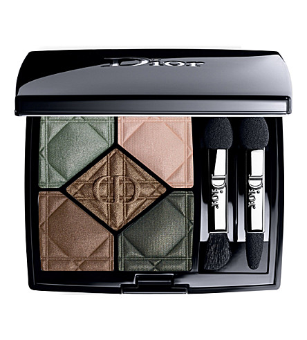 DIOR High Fidelity Colours & Effects Eyeshadow Palette (Fascinate
