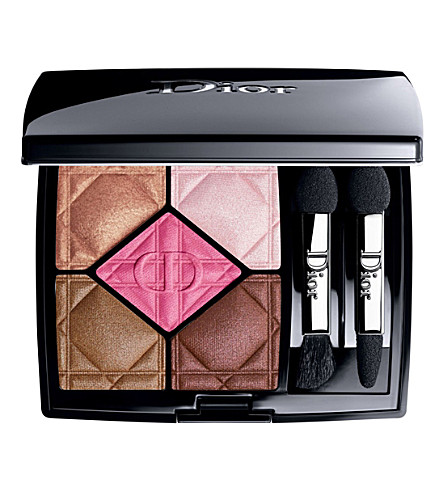 DIOR Five Couleurs eyeshadow palette (Attract