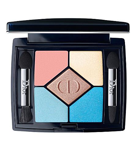 DIOR Couture Colours & Effects Eyeshadow Palette (Bain de mer