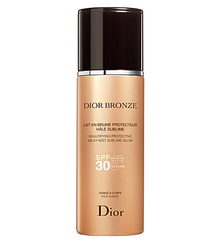 DIOR Beautifying Protective Milky Mist Sublime Glow SPF 30