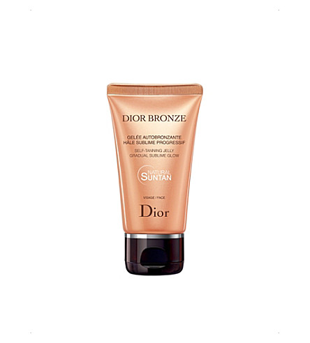 DIOR Self-tanning jelly body 50ml