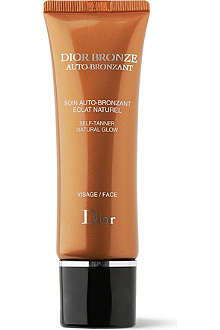 DIOR Natural Glow self tan face gel