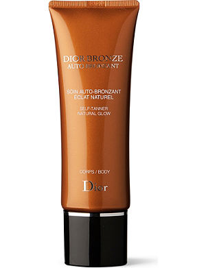 DIOR Natural Glow self tan body gel 120ml