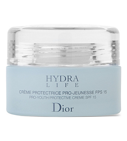 DIOR Hydra Life Pro–Youth Protective Crème SPF 15