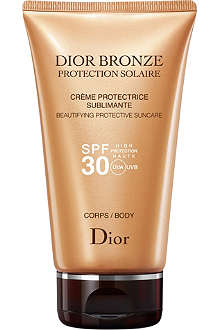 DIOR Dior Bronze sun protection face suncare tube SPF 30 150ml