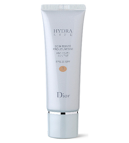 DIOR Hydra Life Pro–Youth Skin Tint 01 SPF 20