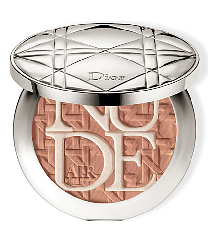 DIOR Diorskin Nude Air Glow Powder (Amber+tan