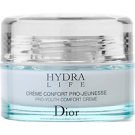 DIOR Hydralife Pro–Youth Comfort Crème
